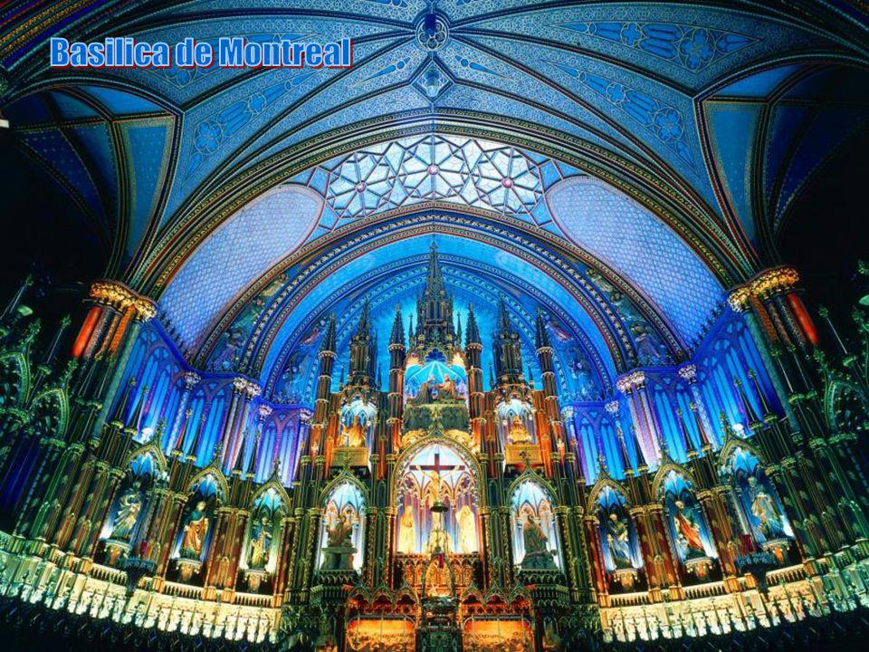 Basilica de Montreal