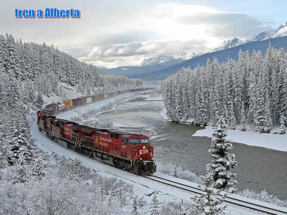 tren a Alberta