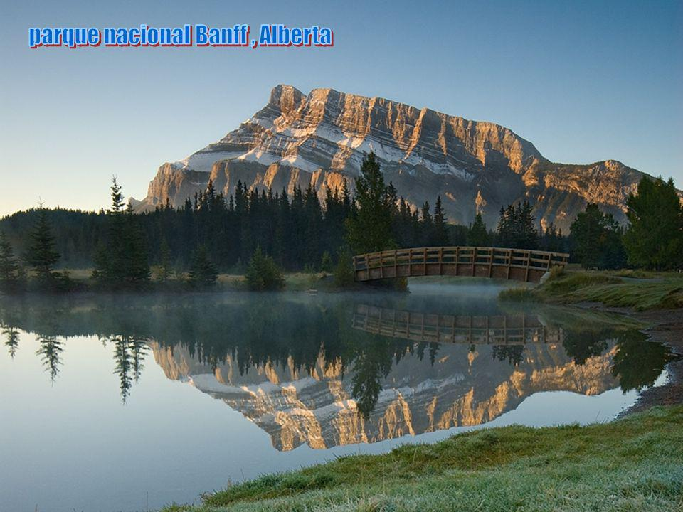 parque nacional Banff , Alberta