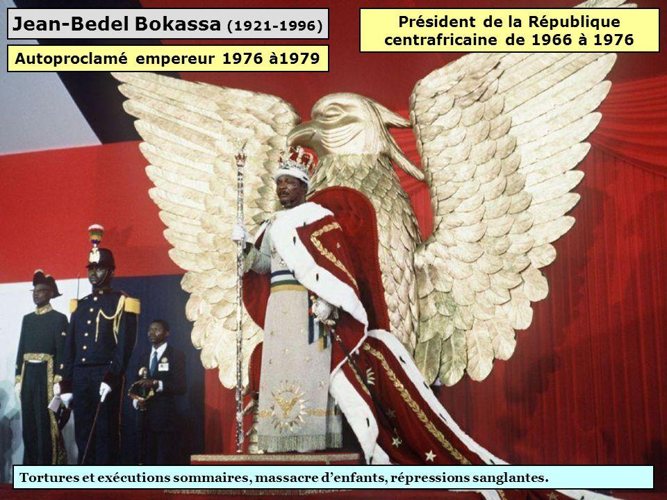 Jean-Bedel Bokassa (1921-1996)
