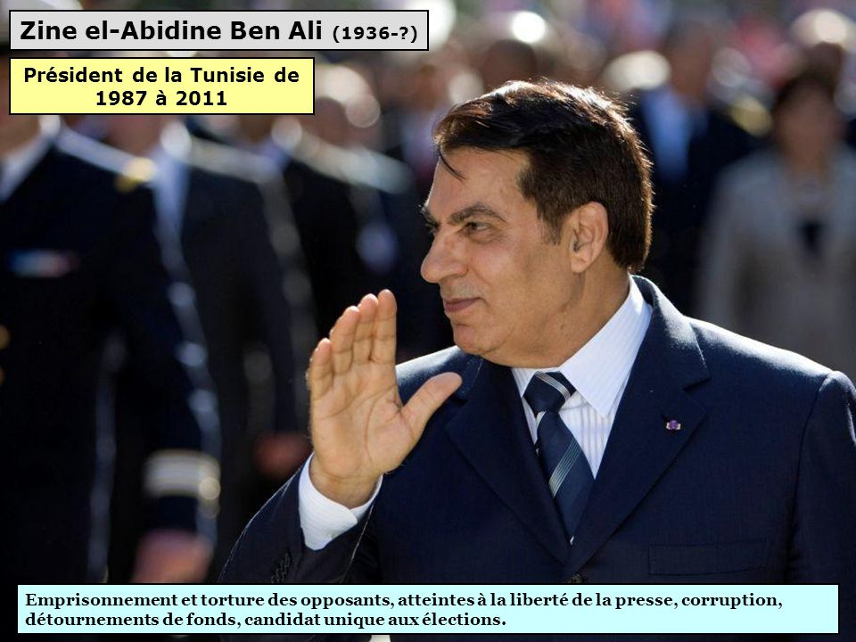 Zine el-Abidine Ben Ali (1936- )