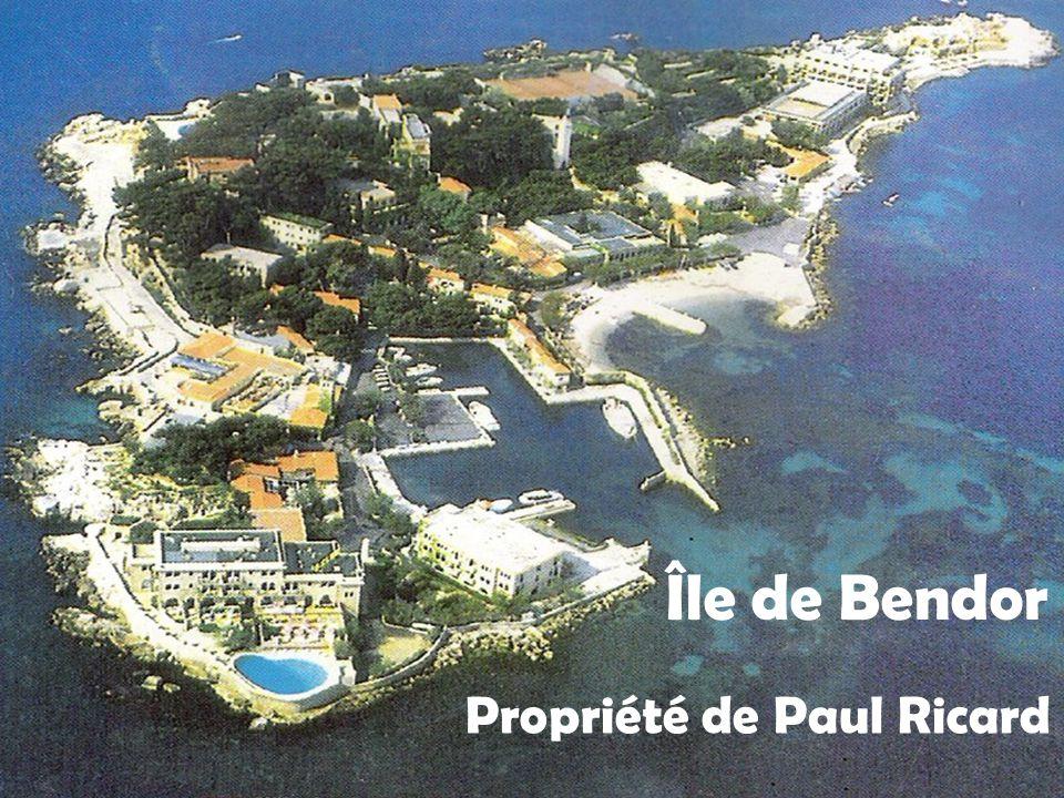 Propriété de Paul Ricard