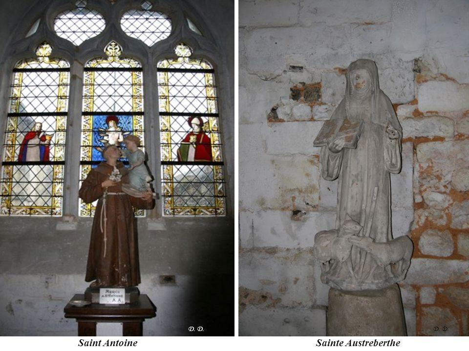 D. D. D. D. Saint Antoine Sainte Austreberthe