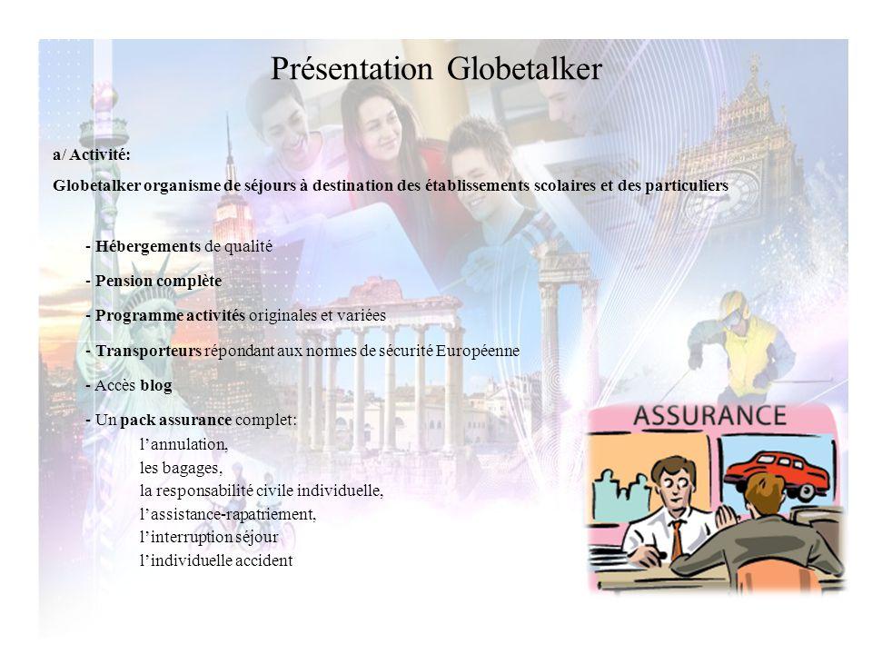Présentation Globetalker