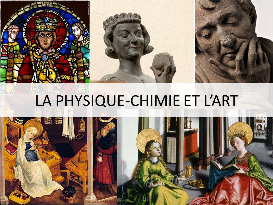 LA PHYSIQUE-CHIMIE ET L'ART