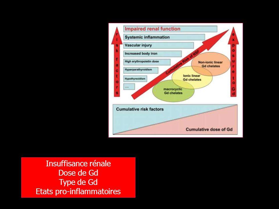 Etats pro-inflammatoires