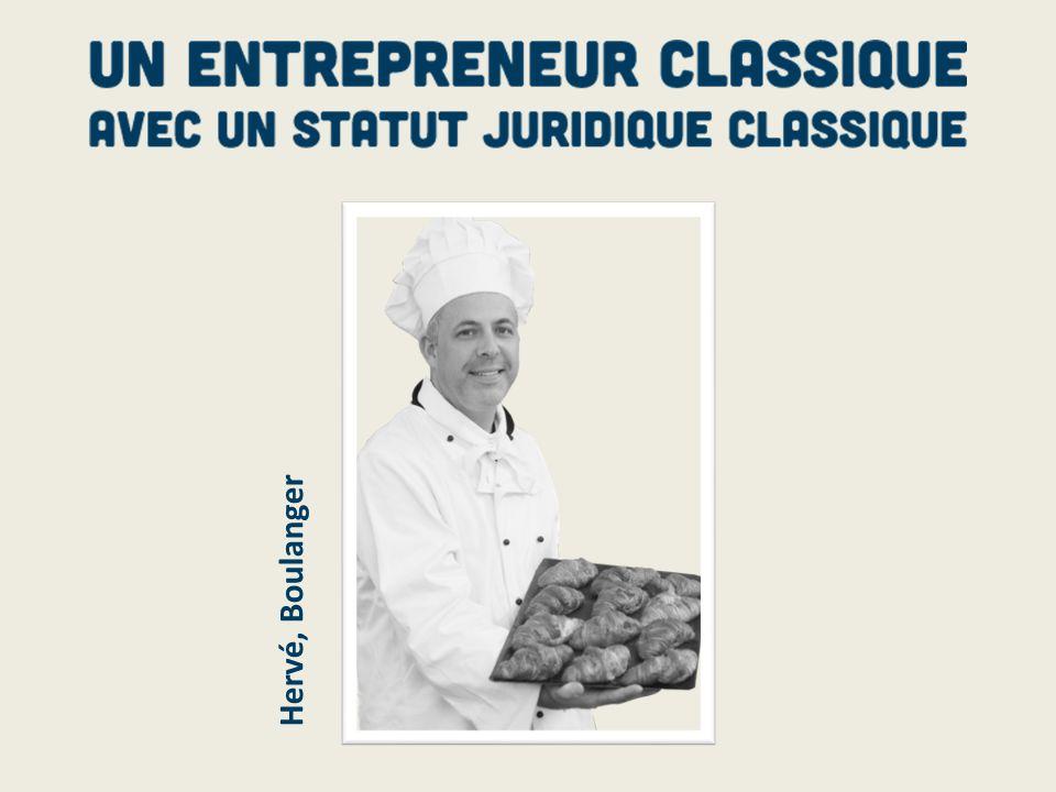 Hervé, Boulanger
