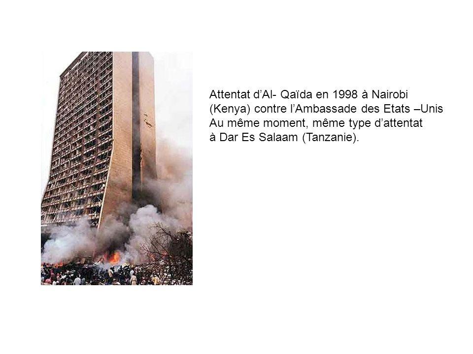 Attentat d'Al- Qaïda en 1998 à Nairobi