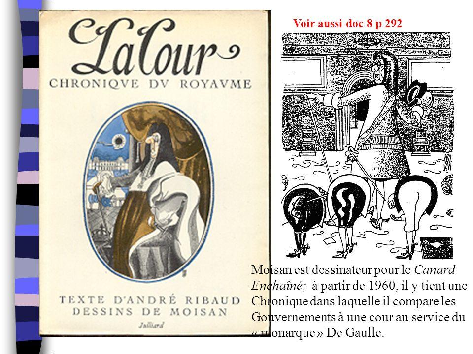 Moisan est dessinateur pour le Canard