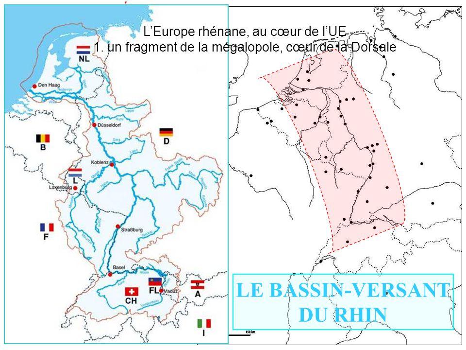 LE BASSIN-VERSANT DU RHIN