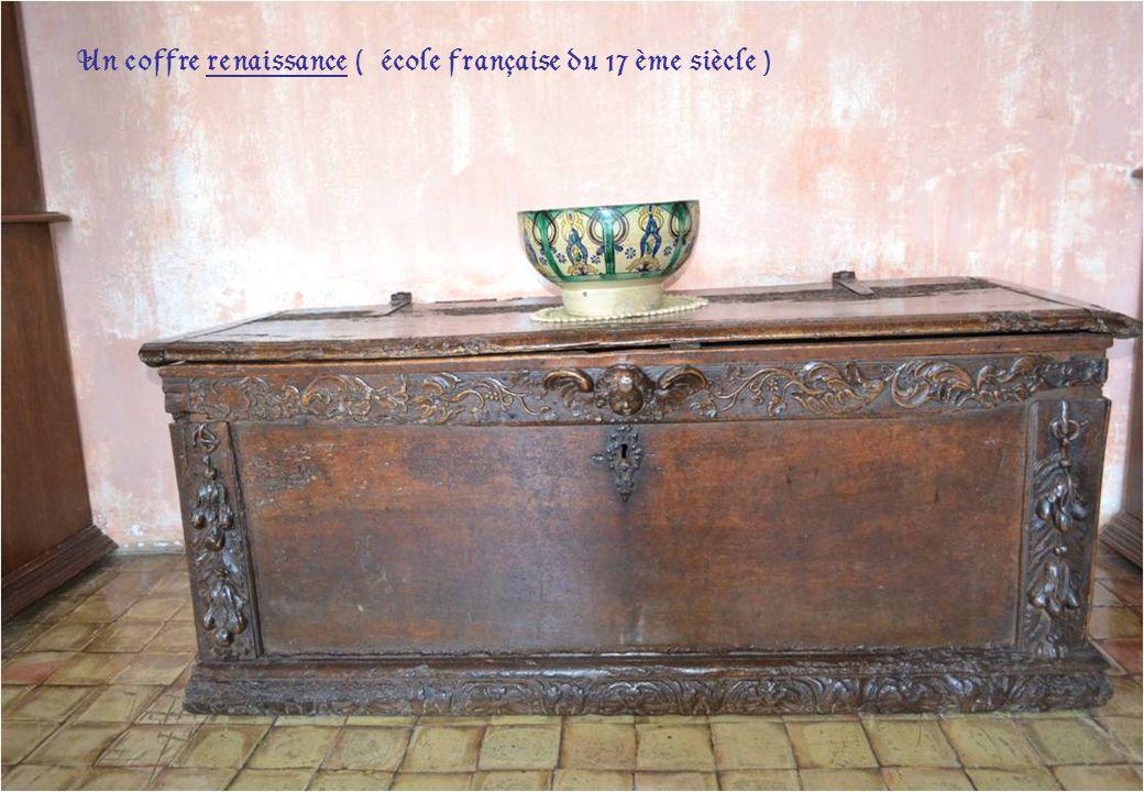 Un coffre renaissance ( école française du 17 ème siècle )
