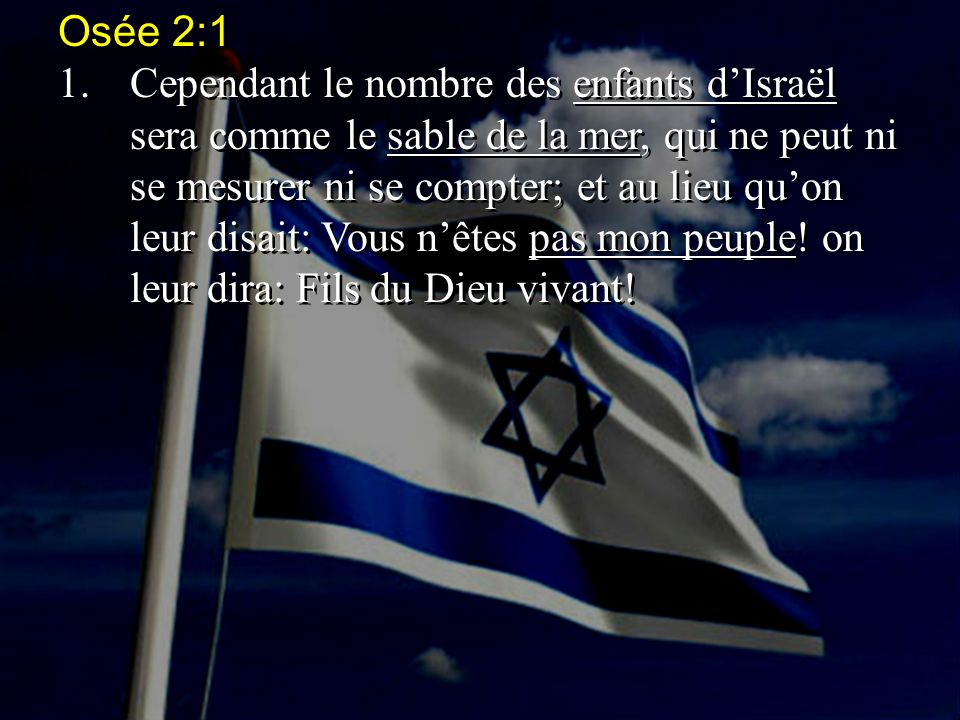 Osée 2:1