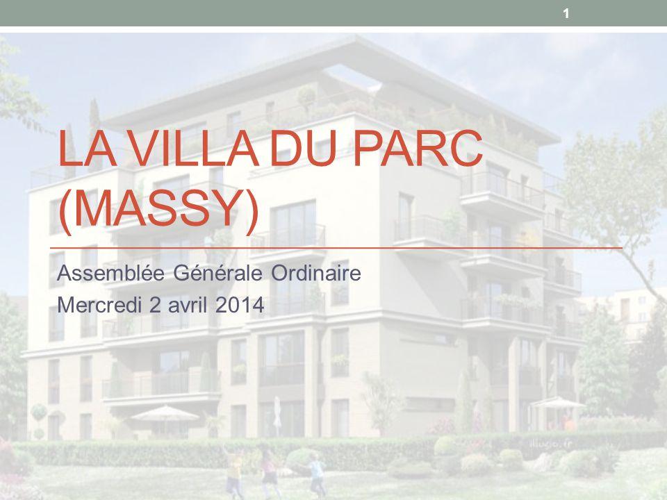 La Villa Du Parc (Massy)