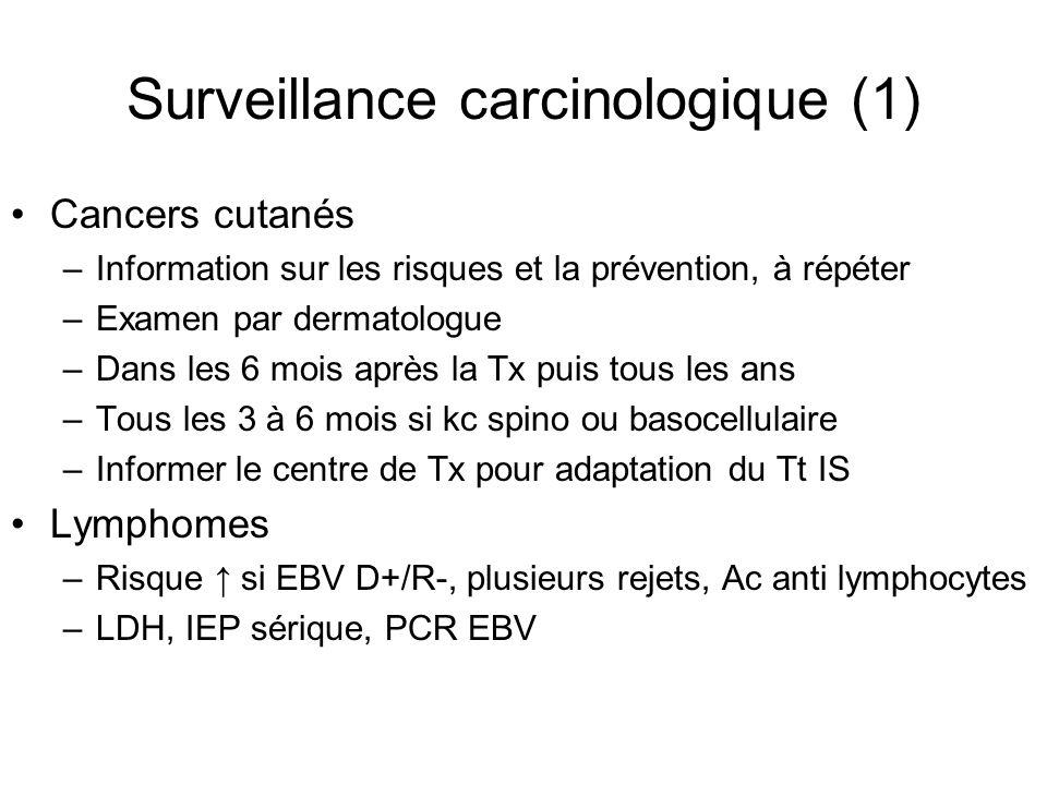 Surveillance carcinologique (1)