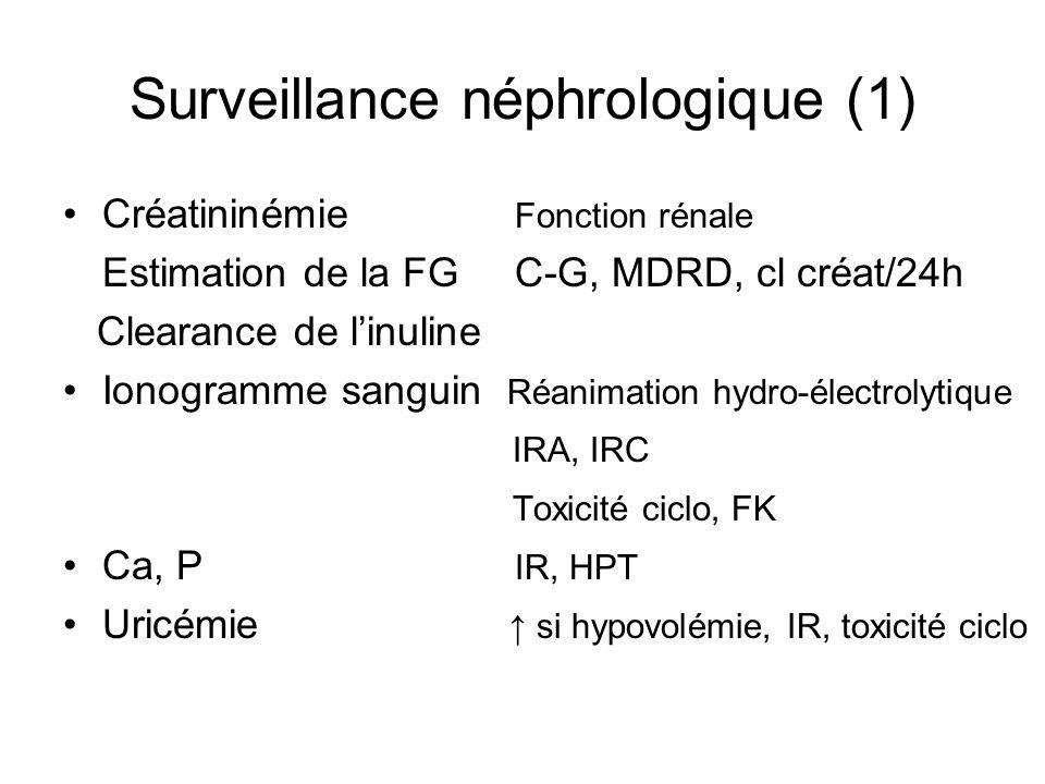 Surveillance néphrologique (1)