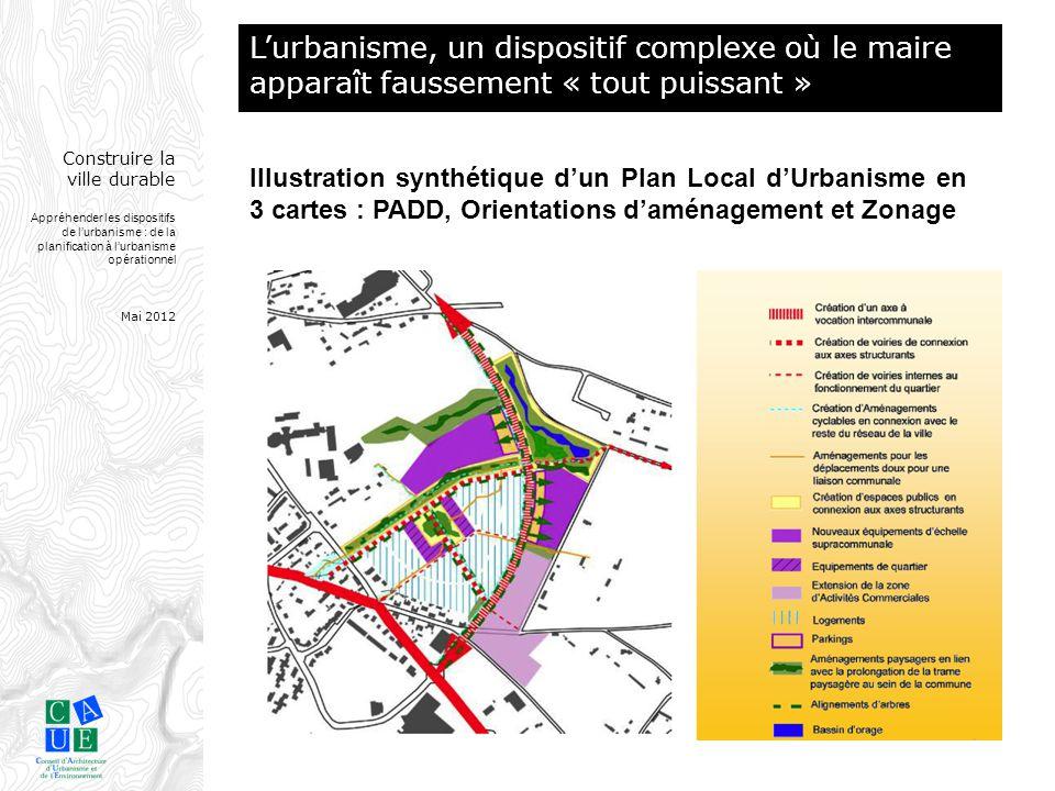 L'urbanisme, un dispositif complexe où le maire apparaît faussement « tout puissant »