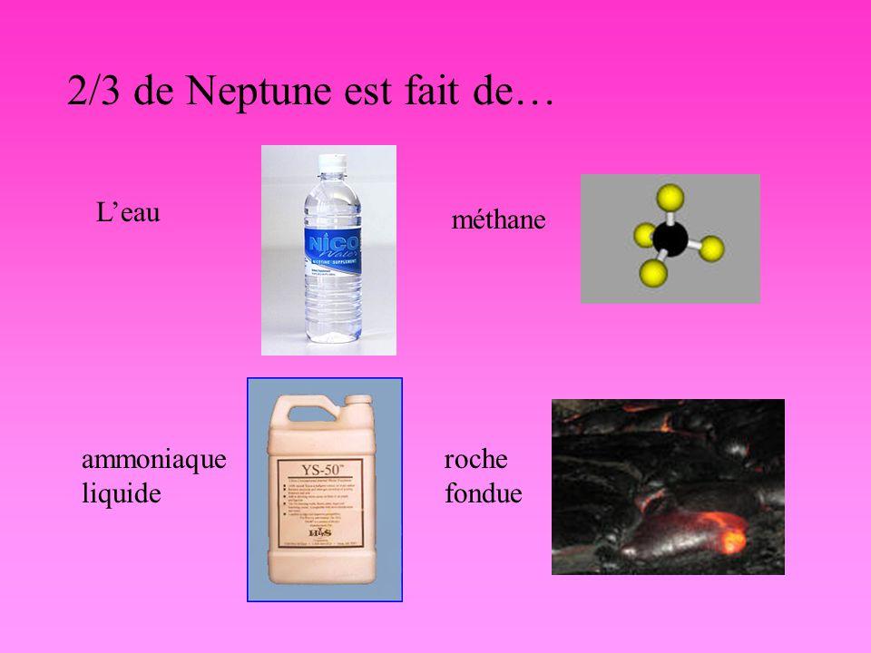 2/3 de Neptune est fait de…