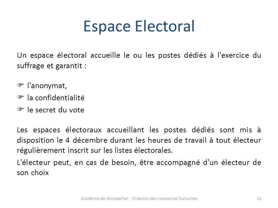 Académie de Montpellier - Direction des ressources humaines