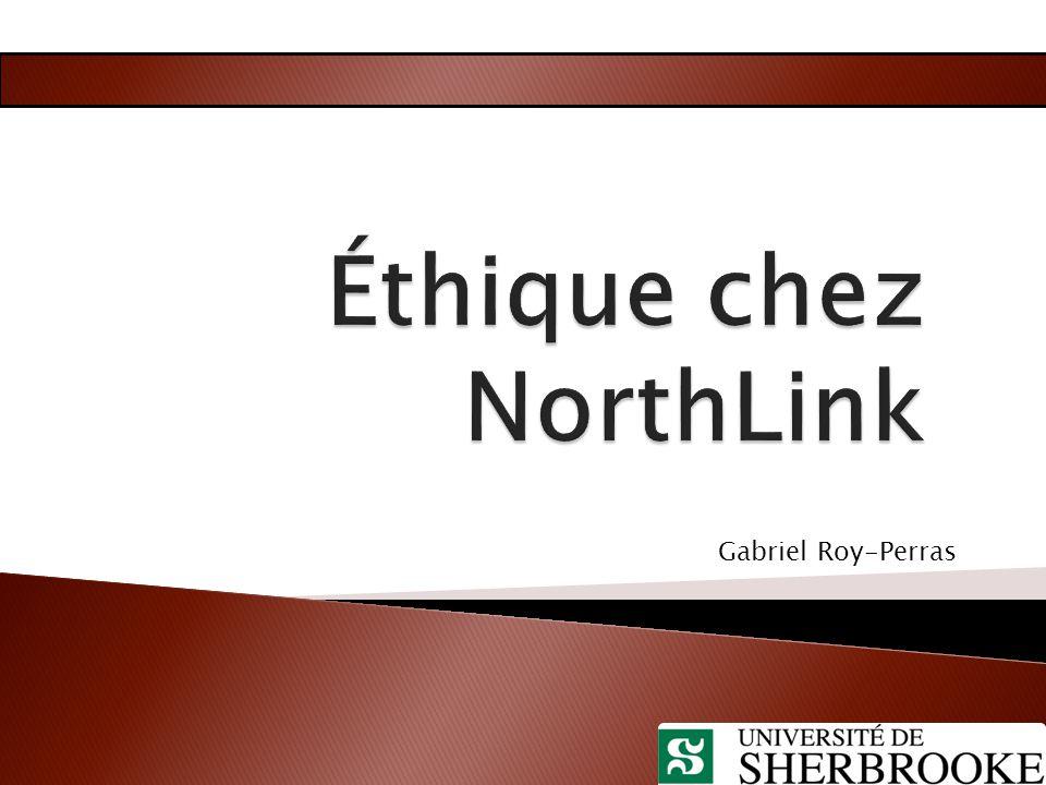 Éthique chez NorthLink
