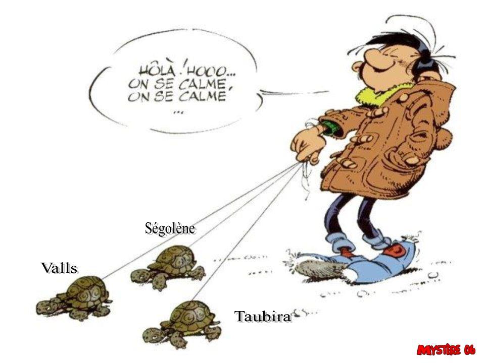 Ségolène Valls Taubira