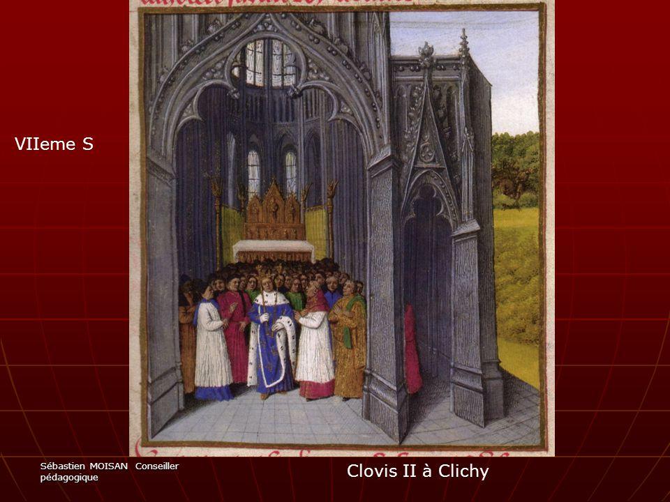 VIIeme S Sébastien MOISAN Conseiller pédagogique Clovis II à Clichy