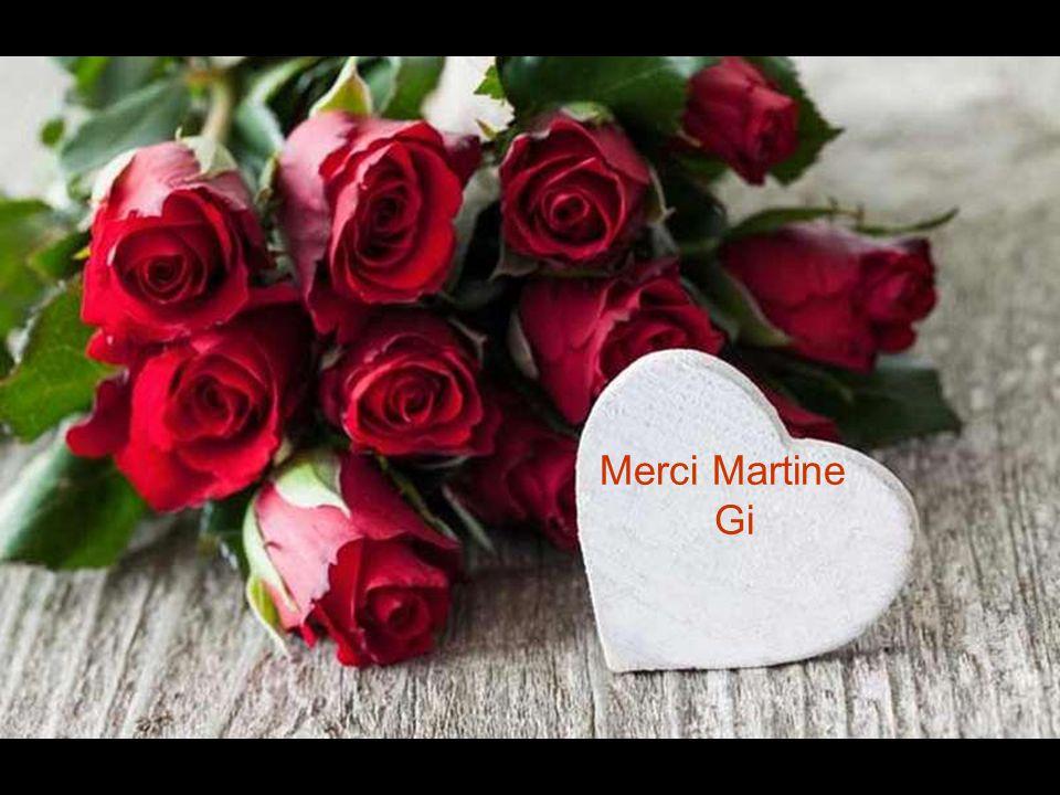 Merci Martine Gi