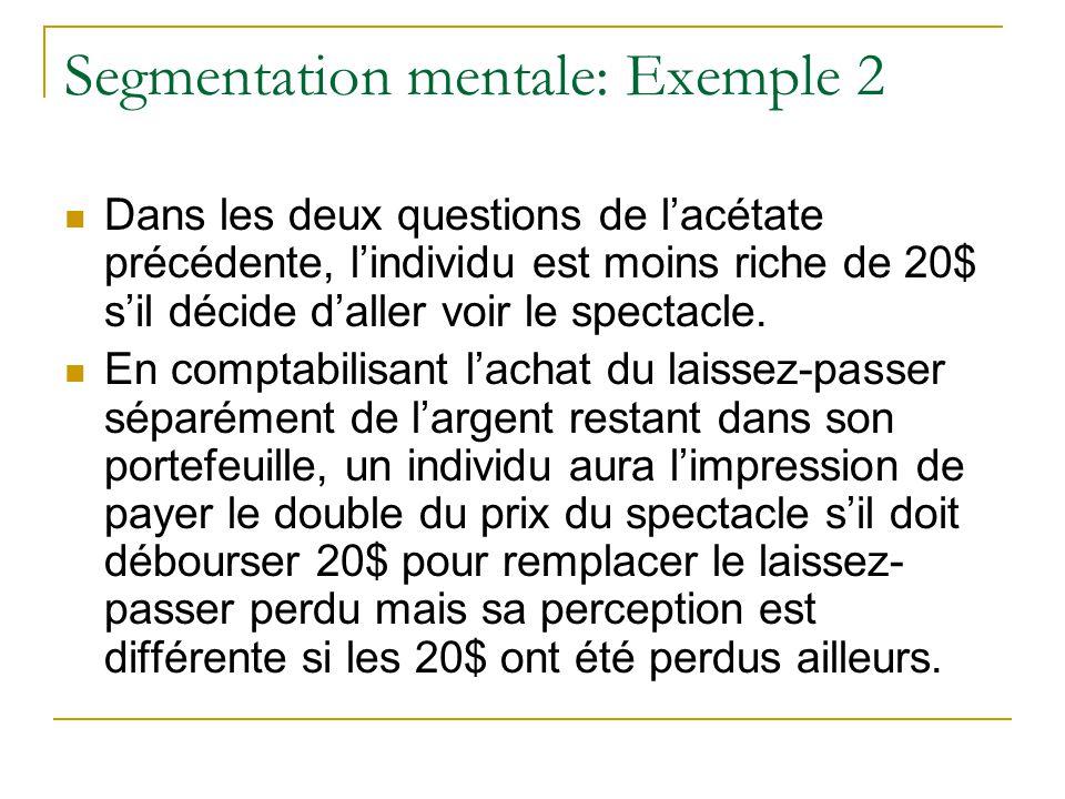 Segmentation mentale: Exemple 2
