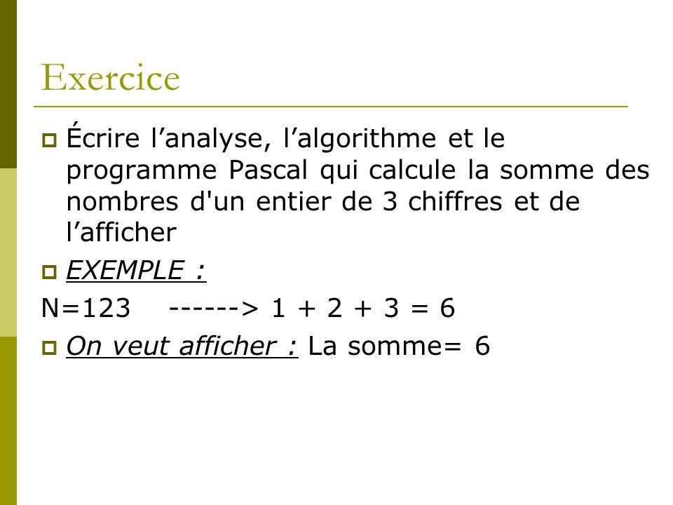 TI-Planet | Correction algorithme Spé Maths BAC S 2014 ...