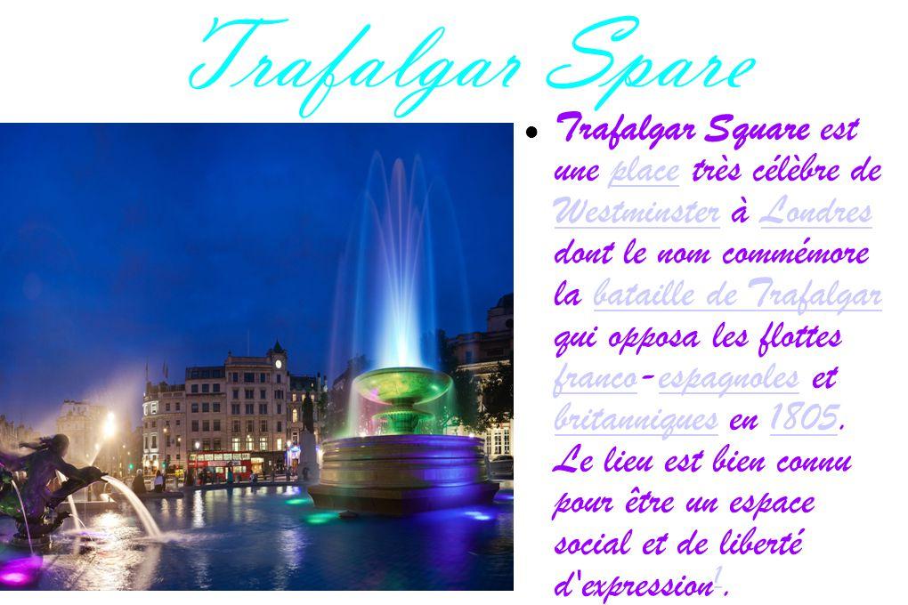Trafalgar Spare