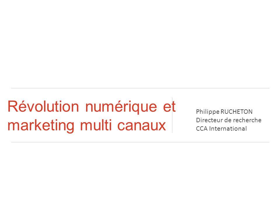 Révolution numérique et marketing multi canaux