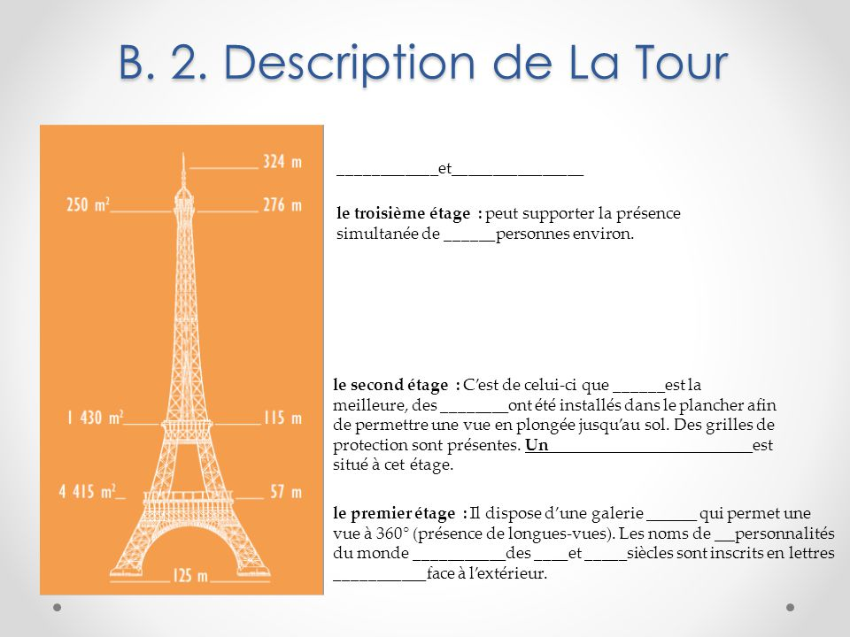 la tour eiffel dossier pr paratoire ppt t l charger. Black Bedroom Furniture Sets. Home Design Ideas
