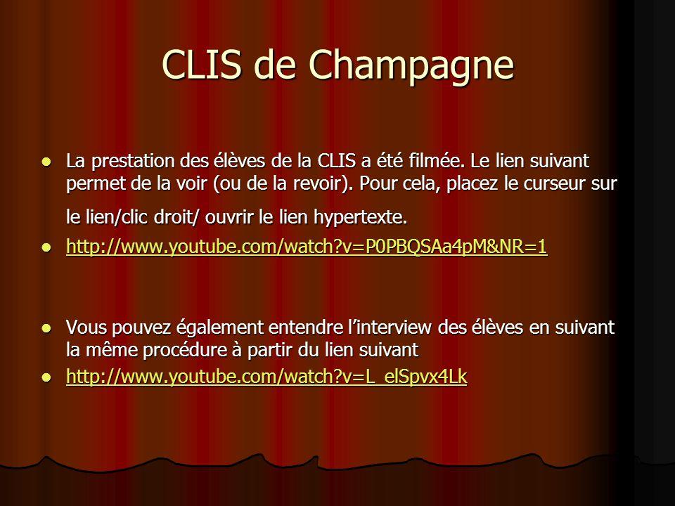 CLIS de Champagne