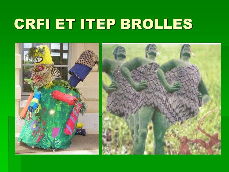 CRFI ET ITEP BROLLES