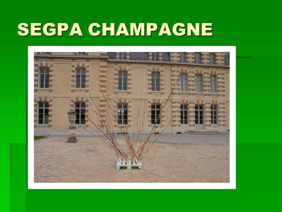 SEGPA CHAMPAGNE