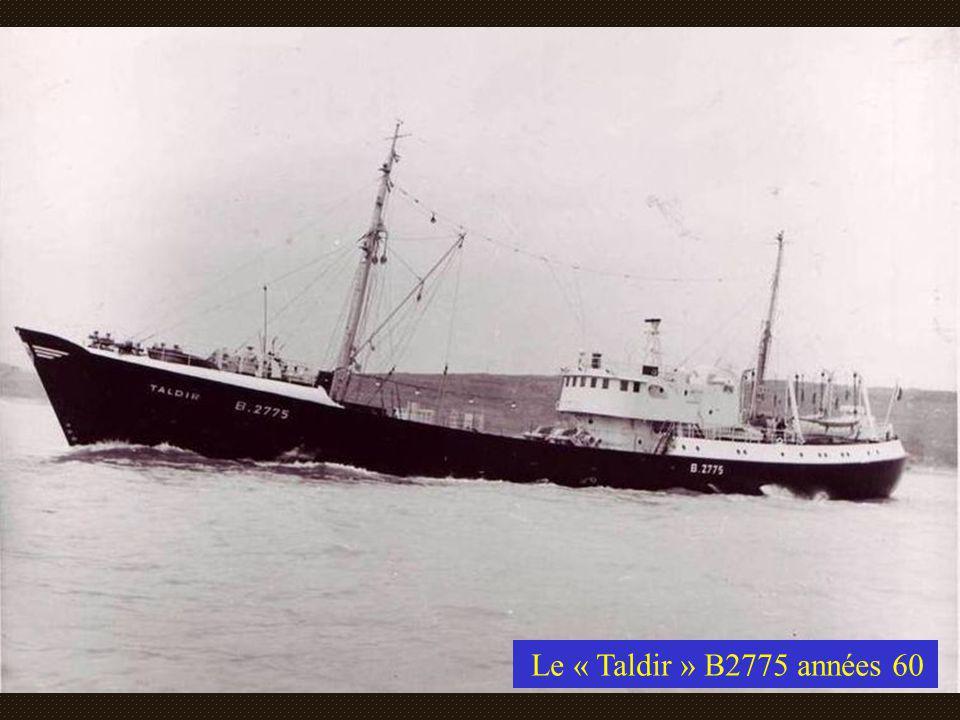 Le « Taldir » B2775 années 60