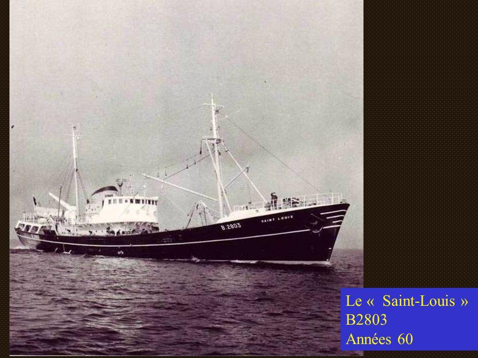 Le « Saint-Louis » B2803 Années 60