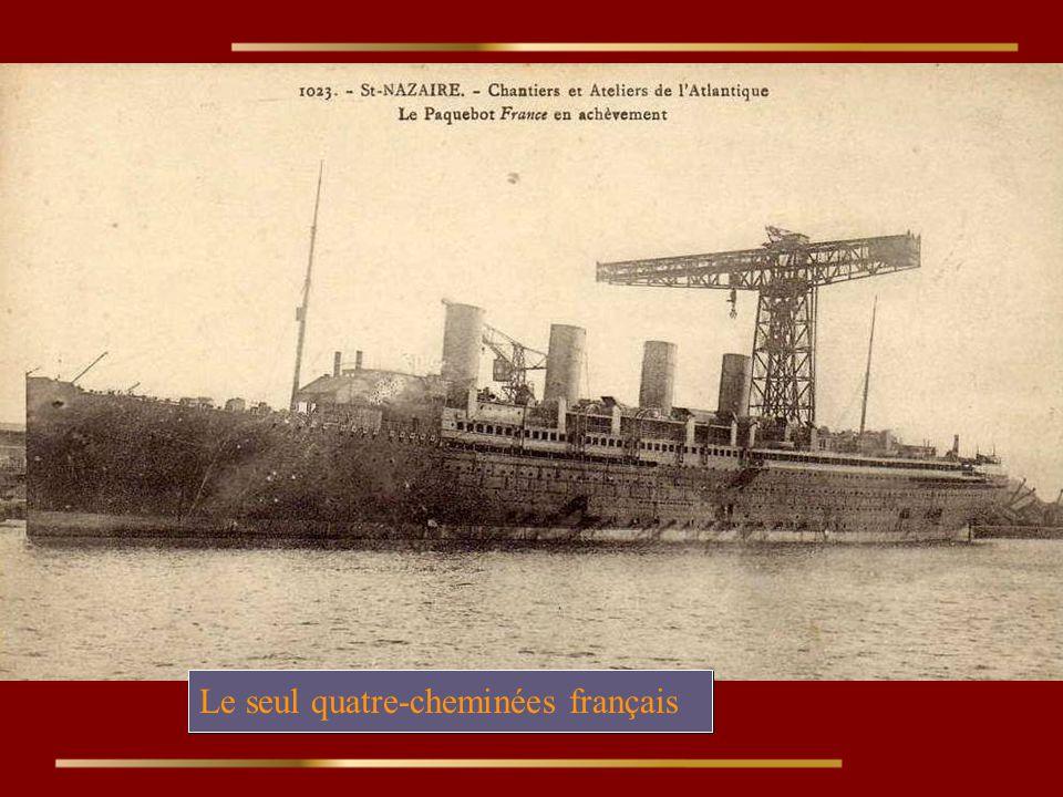 Le seul quatre-cheminées français