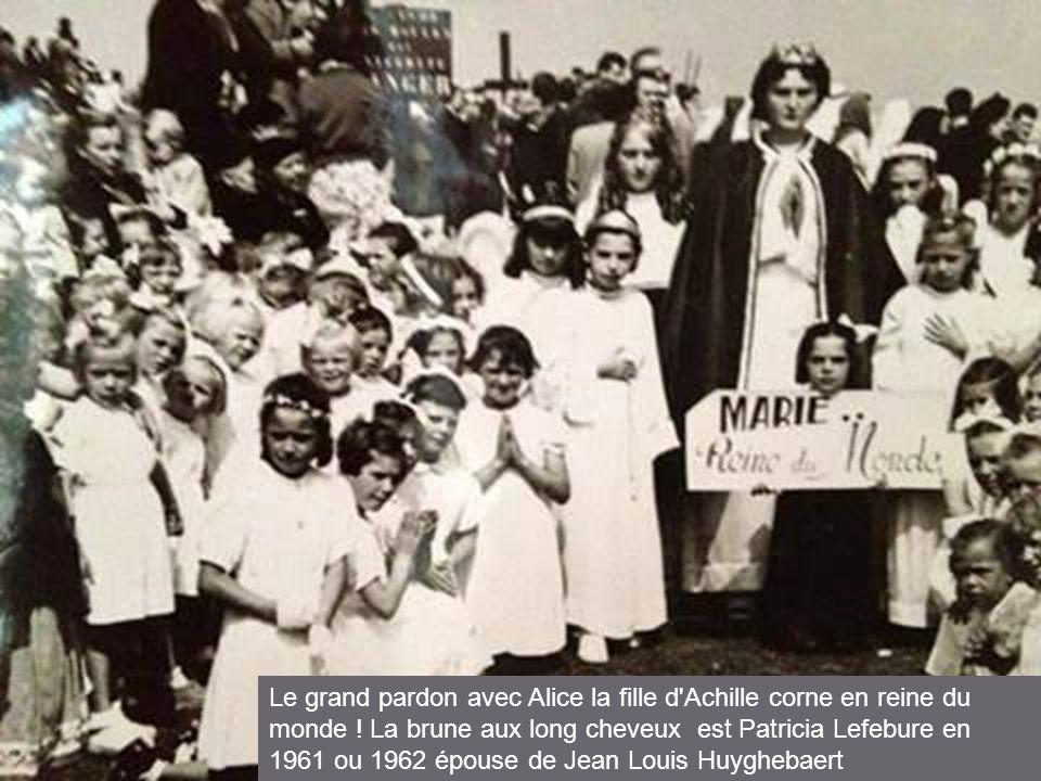 Le grand pardon avec Alice la fille d Achille corne en reine du monde