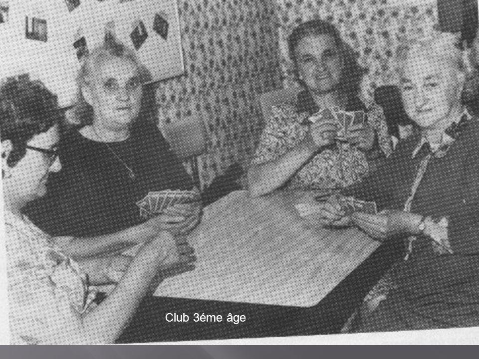 Club 3éme âge