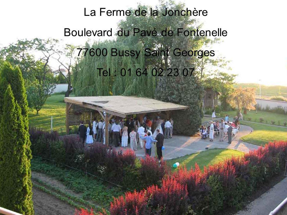 Boulevard du Pavé de Fontenelle