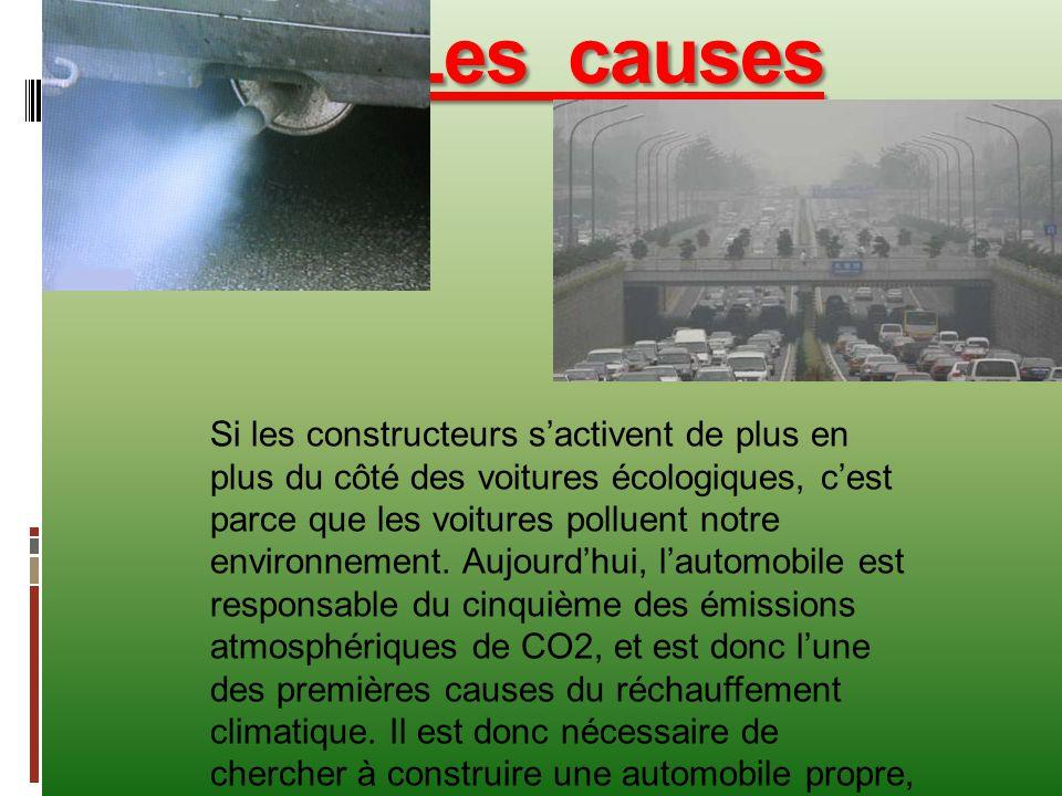 Les causes