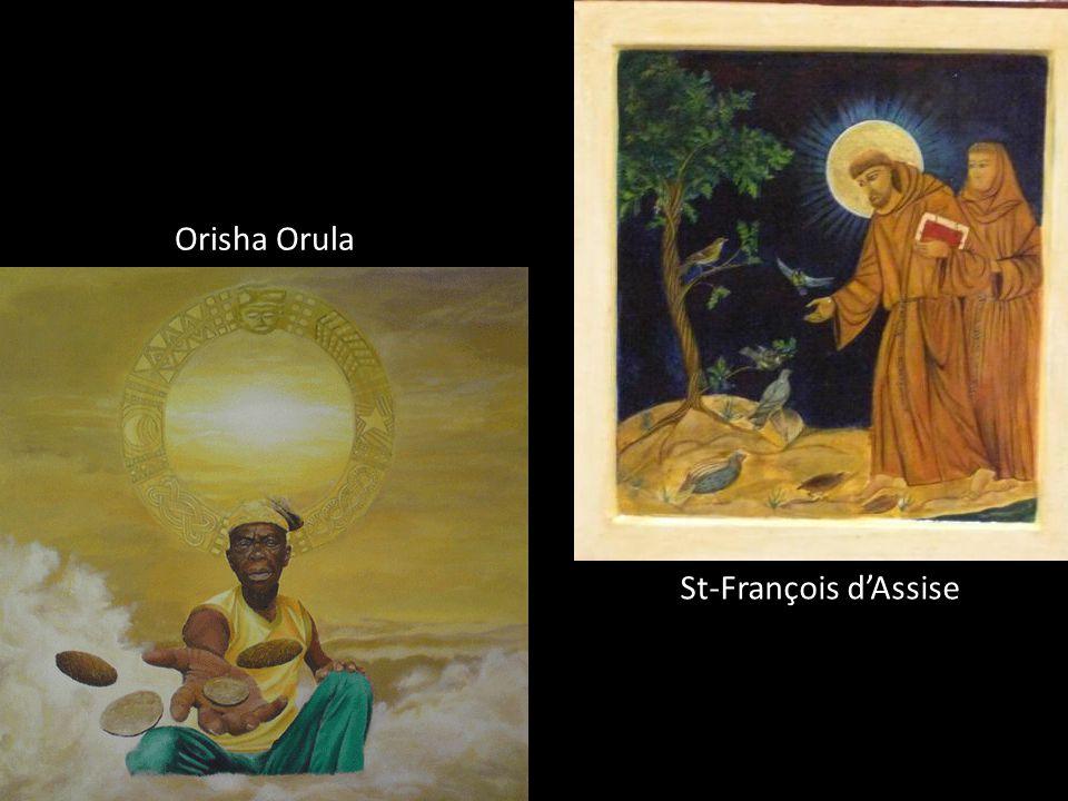 Orisha Orula St-François d'Assise