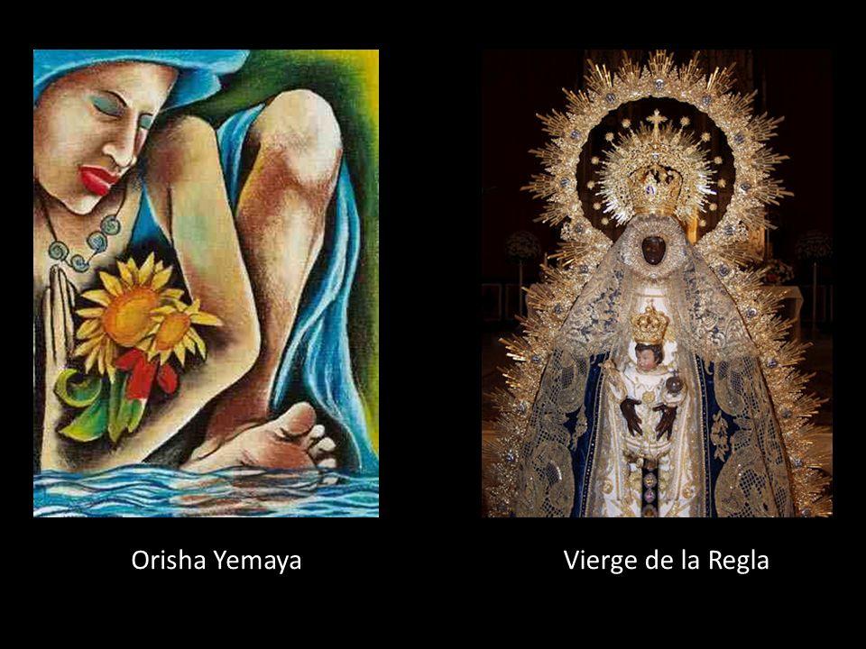 Orisha Yemaya Vierge de la Regla