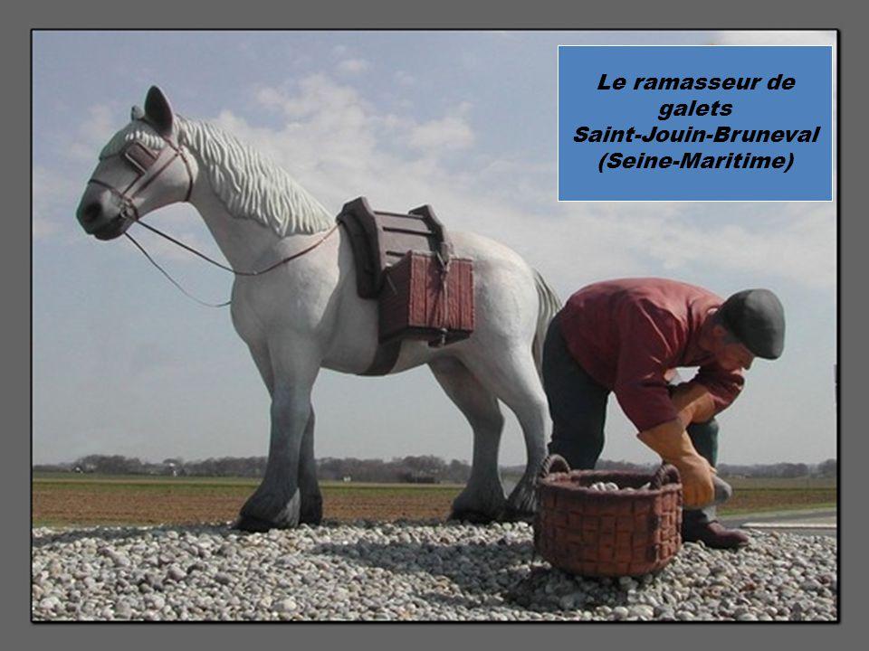 Saint-Jouin-Bruneval (Seine-Maritime)