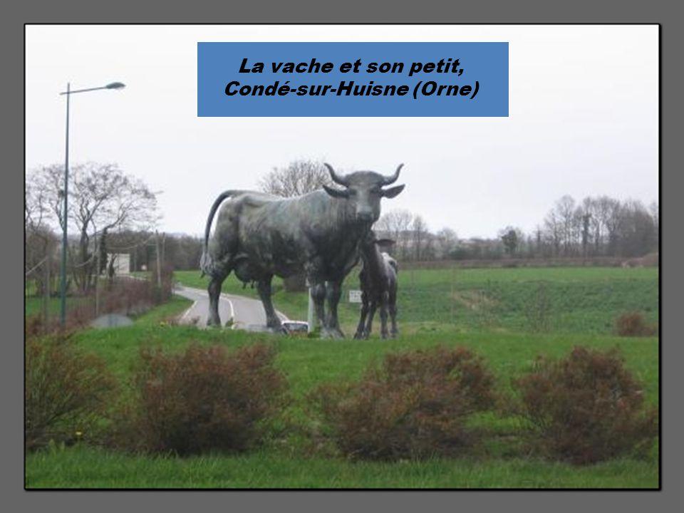 Condé-sur-Huisne (Orne)