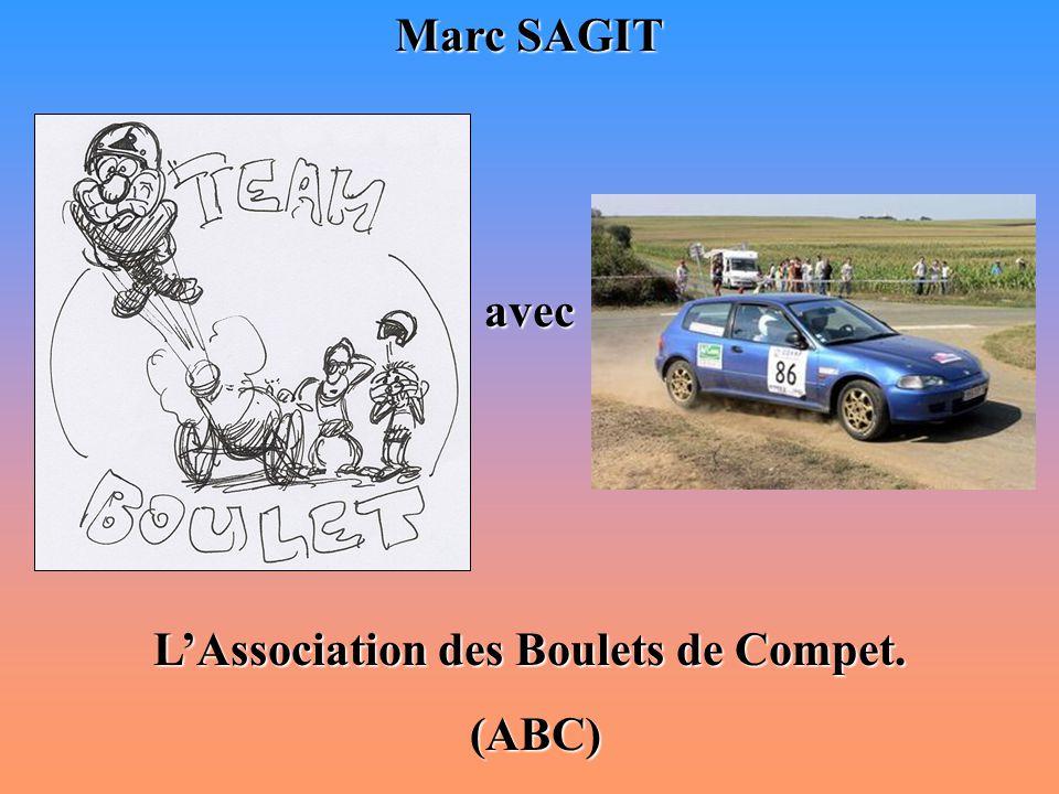 L'Association des Boulets de Compet.