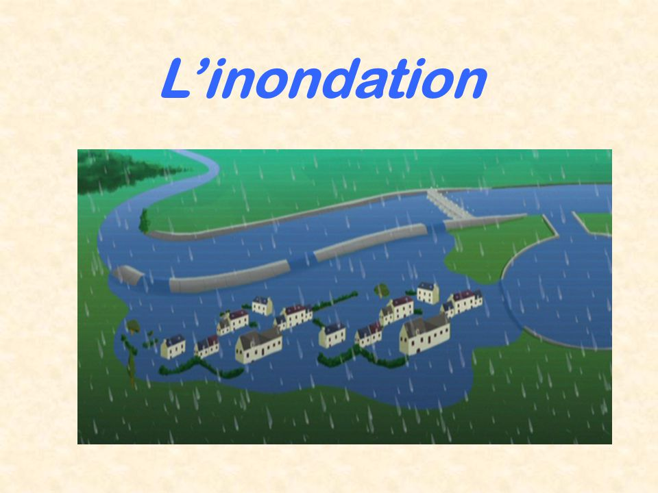 L'inondation