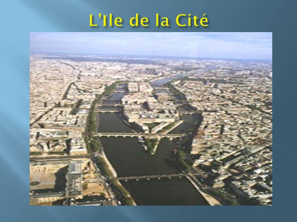 L'Ile de la Cité