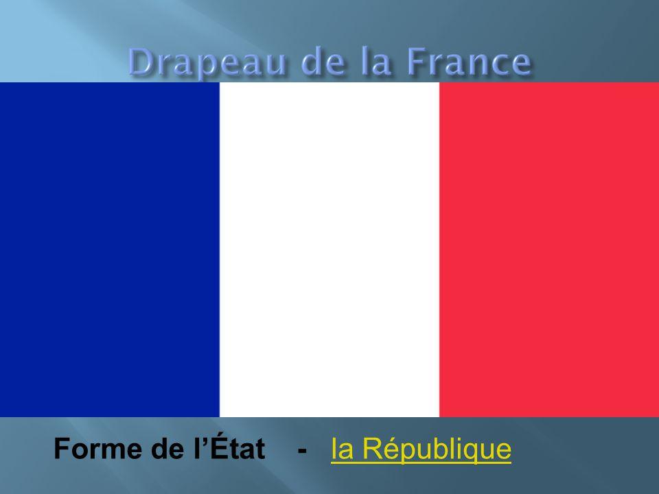 Forme de l'État - la République