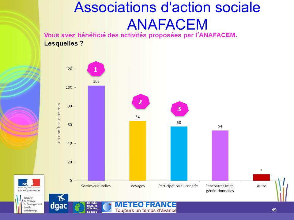 Associations d action sociale ANAFACEM